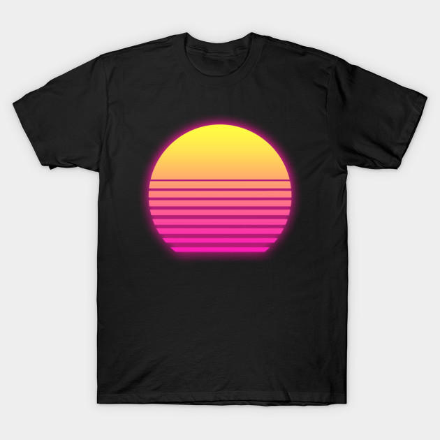 Retro custom t-shirt